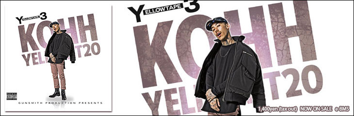 YELLOW TAPE 3 - KOHH